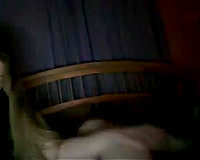Cute web camera honey Abbey masturbates and sucks sex tool
