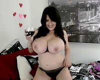 I swallow vine and expose my highly large bra buddies on camera