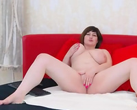 Big boobed mother I'd like to fuck fingering moist vagina intensively