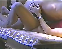I just love riding my husband's stiff knob in reverse cowgirl position