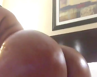 Just sexually excited and slutty livecam oiled nympho was bragging of her large billibongs