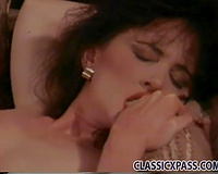 Vintage lesbian porn with 2 mesmerizing and hot ladies