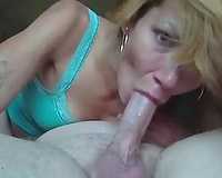My white impure milf neighbour lastly acquires my dick