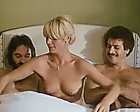 Slutty and sexually excited golden-haired playgirl enjoyable 2 kinky jerks