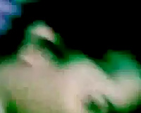 All soaked serious looking Indian white wife tenderly sucked black wang