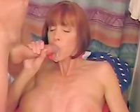 Awesome compilation of steamy sex tapes of lots cuties engulfing dongs for cum