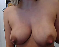 My milky tits need me to express milk with my fresh device