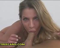I Just Fucked Gorgeous Brunette Pornstar Babe