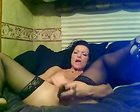 Beautiful dark brown vixen is ready to blow my mind on cam
