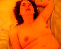 big beautiful woman aged cheating wife reaches shuddering agonorgasmos whilst masturbating