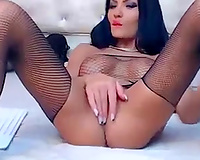 I expose my fantastic Russian body and play with my wet crack