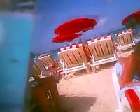 One of the most good voyeur pleasures on Caribbean beach is to film hawt girls