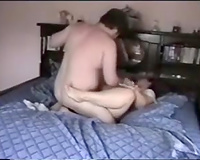 Chubby wife craves me to team fuck her in missionary position