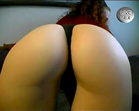 Redhead euro wench receives pickuped and exposed on camera
