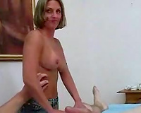 How about a priceless massage with some tugjob from my breasty girlfriend