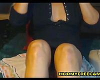 Pissing From Big Nasty Hairy Mature Asian Pussy
