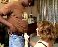 Big Tit Blow job