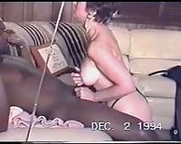 Sucking His Black Cock