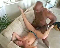 Fucked In The Living Room
