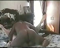 Slut Wife Fucks two BBC's