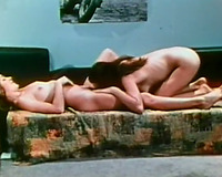 Vintage porn compilation with classic and lesbo sex