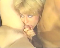 Full bosomed golden-haired head old hotties got powerfully loped by one brutal dawg