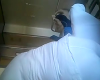 Gorgeous Italian nurse with chunky ass knows her job well
