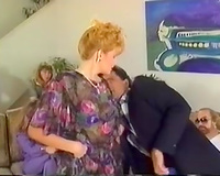 Vintage porn compilation with different sex actions