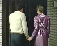 Two whorish sweetheart love dominating and fucking coarse