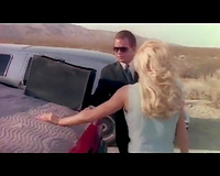 Vintage porn with hawt blondie getting screwed doggy position