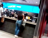 These sexy Latina angels are blessed with naturally large asses