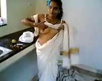 Shy and cute Indian amateur wife flashing bumpers and blowing ramrod