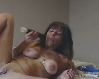 Close Up Heavy Squirting Milf Pussy