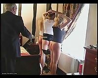 These insanely spoiled sweethearts know what a-hole whipping is all about