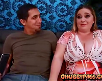 Compilation of 2 videos with glamorous fatties getting screwed hard