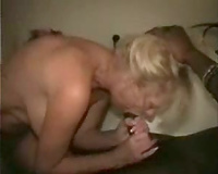 Hotwife Blowing