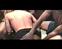 Wife & Two Black Cocks