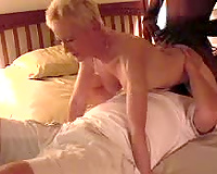 Old wife cuckold