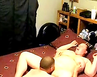 Chubby emotional whore with massive boobies is licked and fucked mish