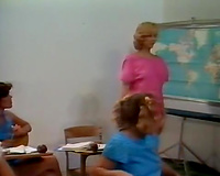 Vintage porn compilation with breathtaking blondie and tennis wife