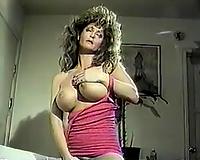 Busty brazilian playgirl got her billibongs drilled by some kinky jerk