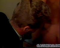 Sexy and obscene blondes with worthy butts acquire drilled hard