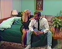 Vintage porn compilation with 2 seductive blondies