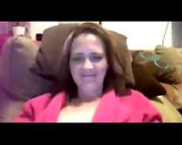 My black cock sluts is fingering her juicy slit on web camera and enjoying each minute