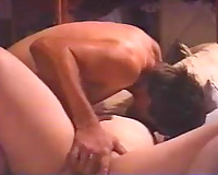 My housewife loves when i finger fuck her twat and drill her rectal hole with a dildo