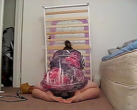 Hot self taped episode of my bossy big beautiful woman cheating wife shaking her gazoo