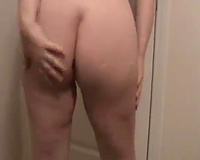 Just got this lustful slut from club str8 to my place