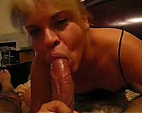 Stacked golden-haired milf white wife enjoys my large hard shaft on POV home episode