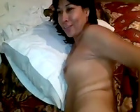 Mexican buddy of mine likes drilling his bootyful brunette hair GF doggy