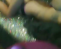 Cute livecam brunette hair Married slut with miniature natural wobblers was pushed from behind
